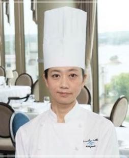 樋口宏江シェフ
