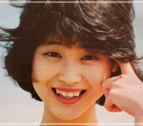 松田聖子 若い頃
