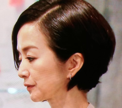 鈴木京香 イヤーカフ