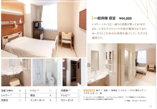 慶應大学病院 個室
