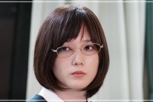 本田翼 絶対零度 メガネ 可愛い