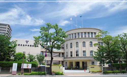 鹿児島中央高校